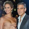 Джордж Клуни проводит время с бывшей подругой