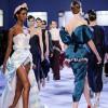 Неделя моды в Париже:  женские коллекции