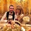 Лиза Кутузова и Ростислав Пирогов поженились, фото