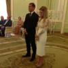 Александр Кержаков и Милана Тюльпанова поженились