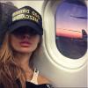 Виктория Боня рекламирует мескаль, фото
