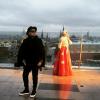 Игорь Гуляев 2016: фото для календаря «Русский кутюр глазами мужчины»