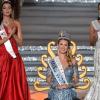 София Никитчук заняла второе место на конкурсе «Мисс Мира — 2015», фото