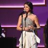 Селена Гомес получила награду журнала Billboard