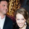 Личная жизнь Ксении Собчак, муж Максим Виторган, фото в день свадьбы