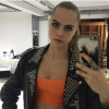 Кара Делевинь будет участвовать в рекламе Rimmel