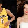 Кендалл Дженнер встречается с баскетболистом Джорданом Кларксоном
