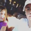 Джастин Бибер с сестрой в Лос-Анджелесе, фото