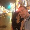 Катя Жужа отправилась в Петербург вслед за Олегом Винником