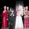 Коллекция Вячеслава Зайцева весна-лето 2017 на Неделе моды в Москве, видео