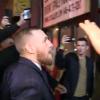 Конор Макгрегор отпраздновал победу в клубе, видео