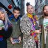 Группа DNCE устроила продажи своего альбома прямо на улицах Нью-Йорка