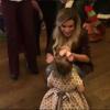 День рождения младшей дочери Ксении Бородиной, фото, видео