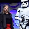 Умерла Кэрри Фишер, принцесса Лея из «Звёздных войн». Биография Кэрри Фишер