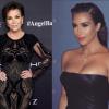 Ким Кардашьян обдумывает развод с Канье Уэстом по совету матери