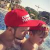 Антон Гусев с сыном и Викторией Романец отправился в Дубай, фото