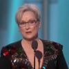 «Золотой глобус» 2017: Мерил Стрип решила «уколоть» Трампа
