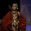 Коллекция Вячеслава Зайцева на Неделе моды Мерседес-Бенц, видео
