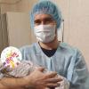 Александр Кержаков стал отцом в третий раз