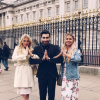 Виктория Боня посетила Букингемский дворец
