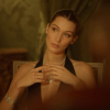 Белла Хадид в рекламе нового аромата Bulgari