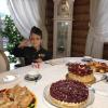 Алена Водонаева отметила день рождения сына, фото