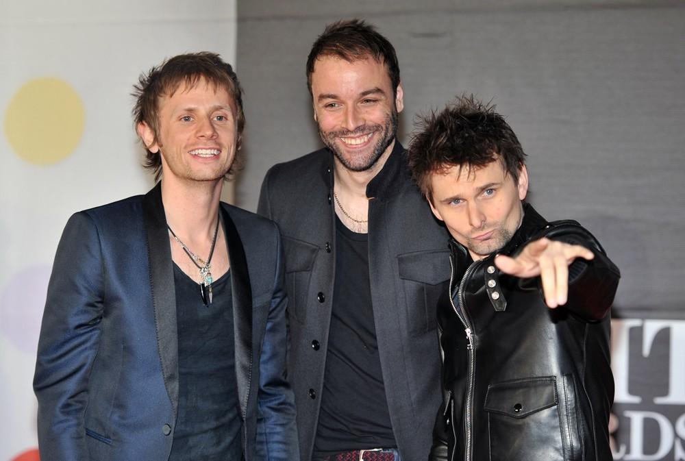 Коллектив Muse обнародовал творческие планы