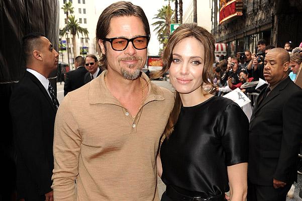 Брэд Питт и Анджелина Джоли заключили брачный контракт