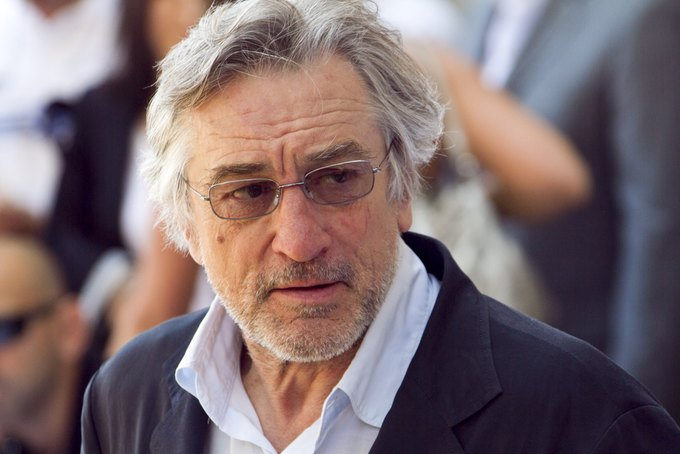 Роберт Де Ниро 2013