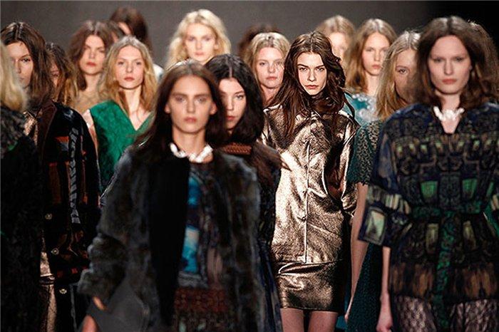 14-я Неделя Моды в Берлине