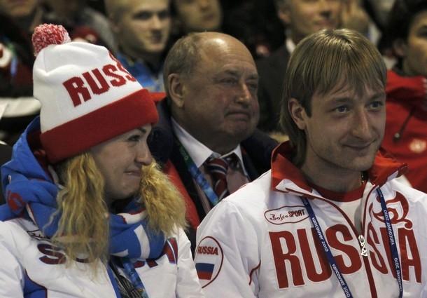 Е.Пющенко и Я.Рудковская