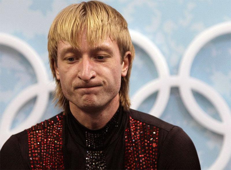 Евгений Плющенко на Олимпиаде-2014 в Сочи (с дополнениями)