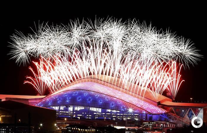 Церемония закрытия Олимпиады