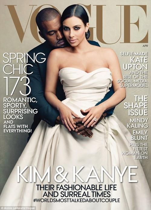 Обложка Vogue