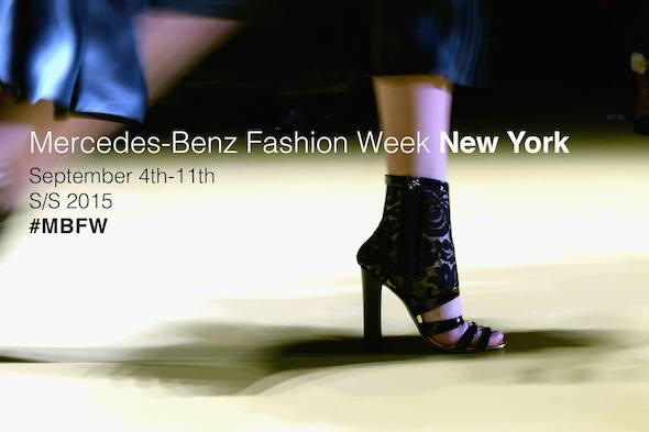 Неделя моды в Нью-Йорке 4-11 сентября, сезон весна-лето 2015 (видео)