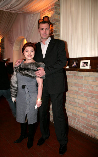 Роза Сябитова с бывшим мужем Андреевым