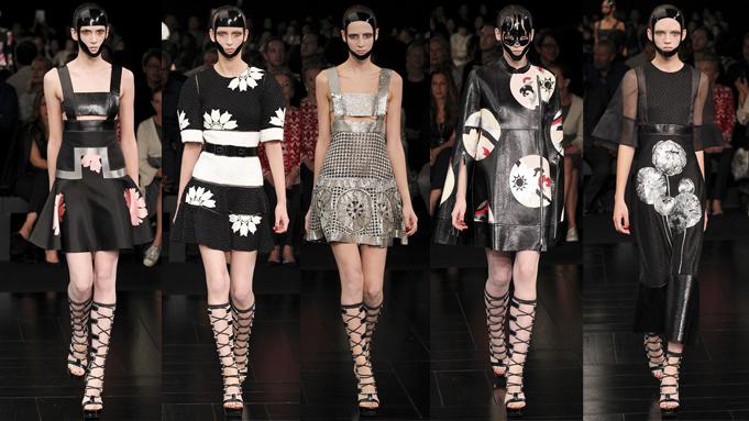 Неделя моды в Париже, сезон весна-лето 2015 (продолжение)