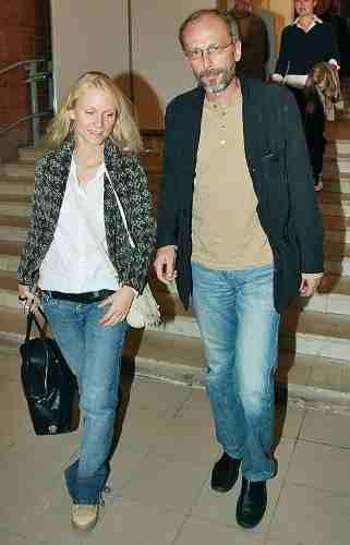 Александр с Катей Гордон