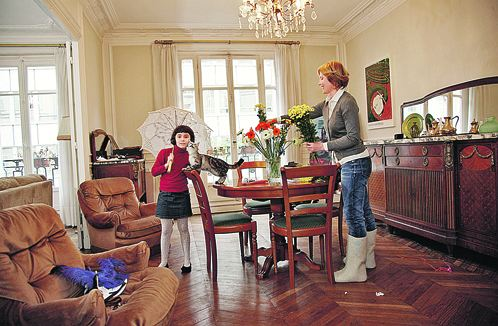 Жанна Агалакова с дочерью