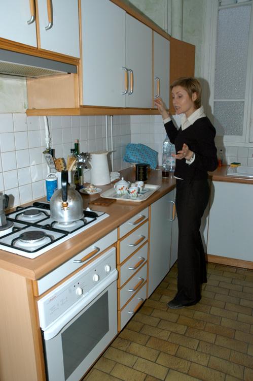 Жанна Агалакова любит готовить