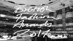 Логотип Британской премии за достижения в моде