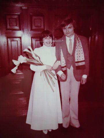 Александр Васильев с первой женой