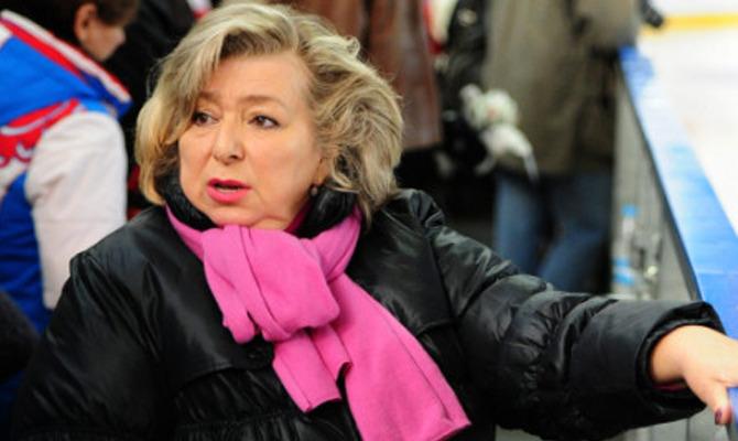 Татьяна Тарасова заставила Башарова принести извинения