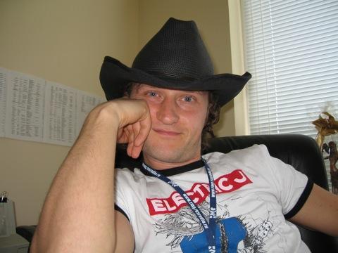 Андрей Чижов — радиоведущий, музыкант, продюсер