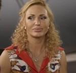 Алла Довлатова после увеличения губ