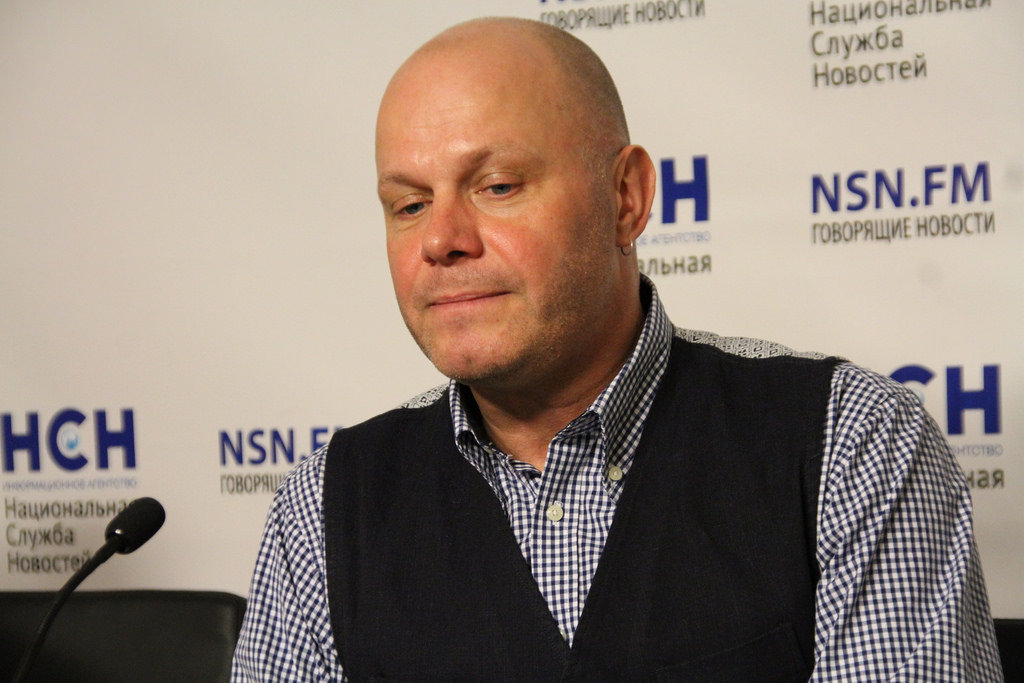 Алексей Кортнев — музыкант, актер, автор песен