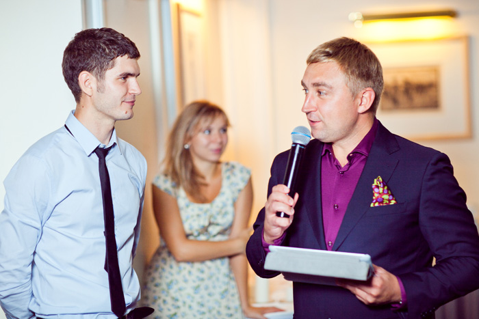 Александр Пичуев — ведущий Comedy Radio