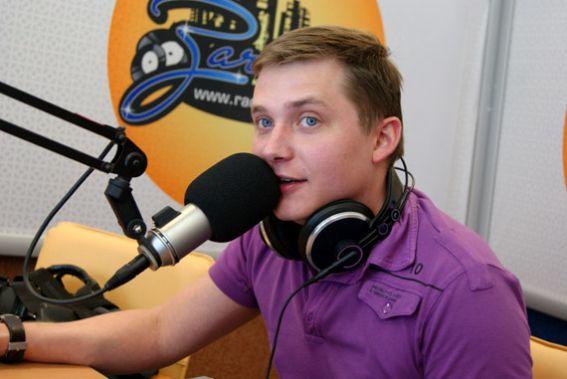 Александр Рулев — телеведущий, участник КВН