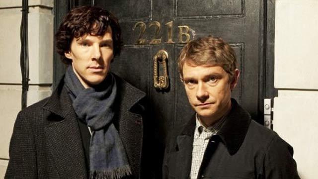 Шерлок Холмс возвращается на Первый канал 02.01.2015