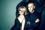 Александр Тодчук с Эвелиной Хромченко